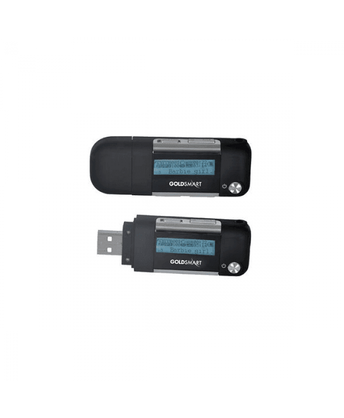 Goldmaster Mp3-159 4 GB Goldsmart + Radyolu