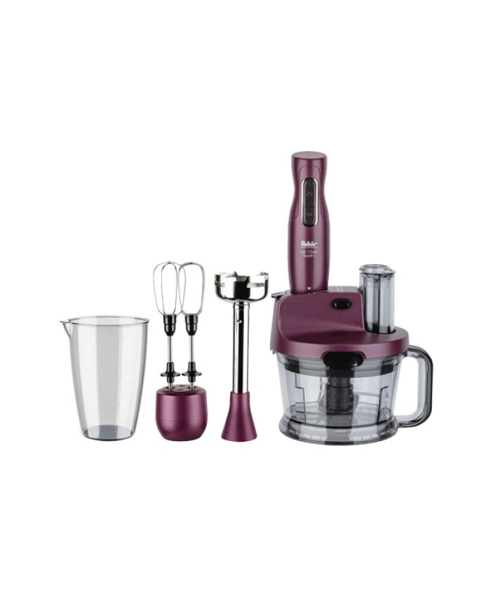 Fakir Mr Chef Quadro Blender Set Violet