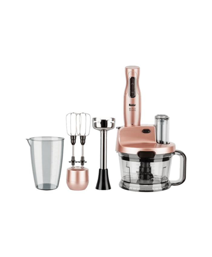 Fakir Mr Chef Quadro Blender Set Rose