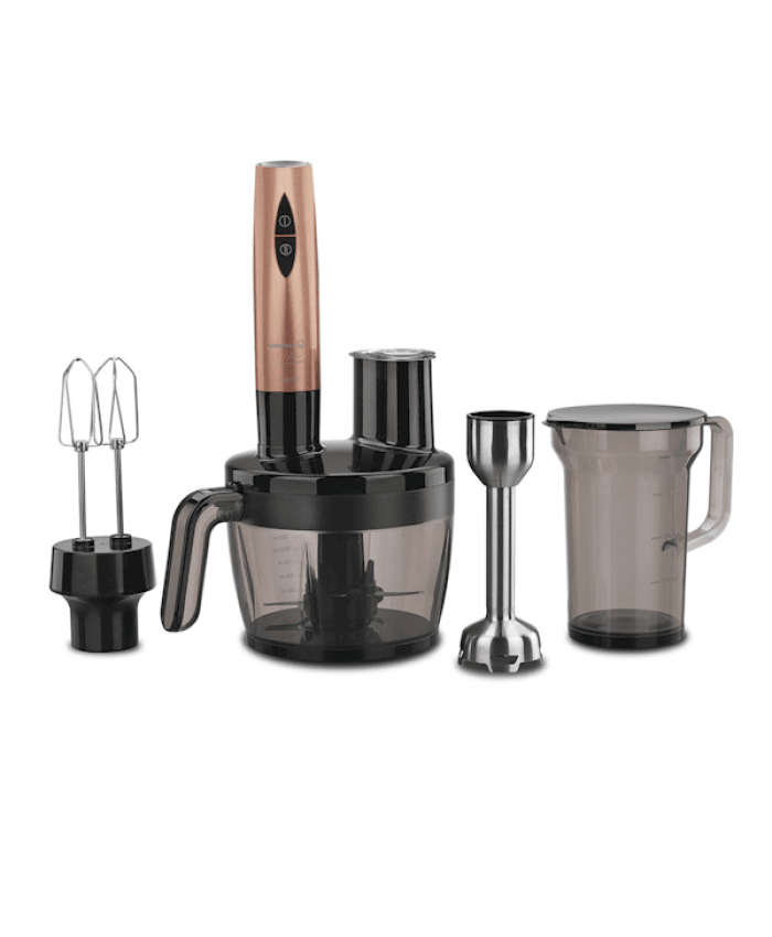 Korkmaz A455-02 Vertex Multi Blender Set Rosegold