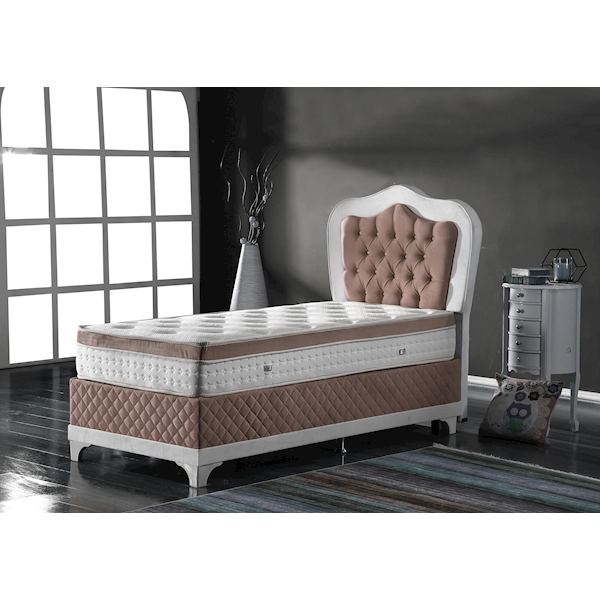 Mr.Sleep BELLA 90x190 Set BROWN