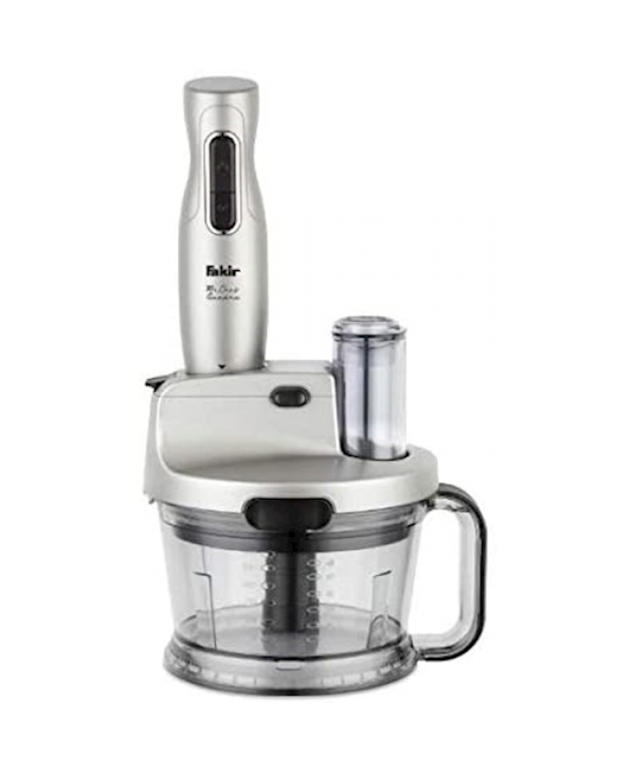 Fakir Mr Chef Quadro Blender Set Silver